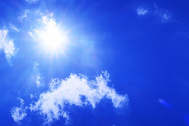 発毛力は自分で守る!夏の紫外線対策